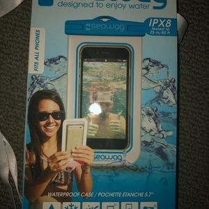 Waterproof iPhone case MADE FOR ALL PHONES